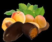 Абрикос шоколадный